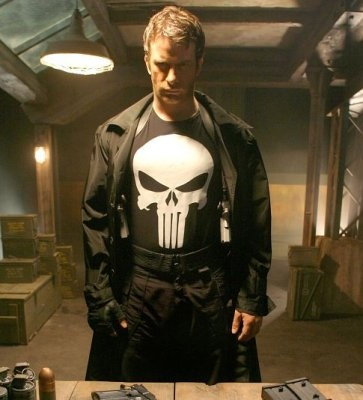 Thomas Jane as The Punisher  12/28/2016 ®... #{T.R.L.}