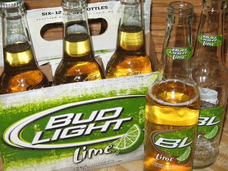 Bud Light Lime - Perfect taste all year 'round!