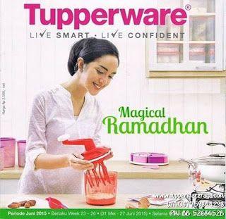 Katalog Tupperware Indonesia Promo Juni 2015