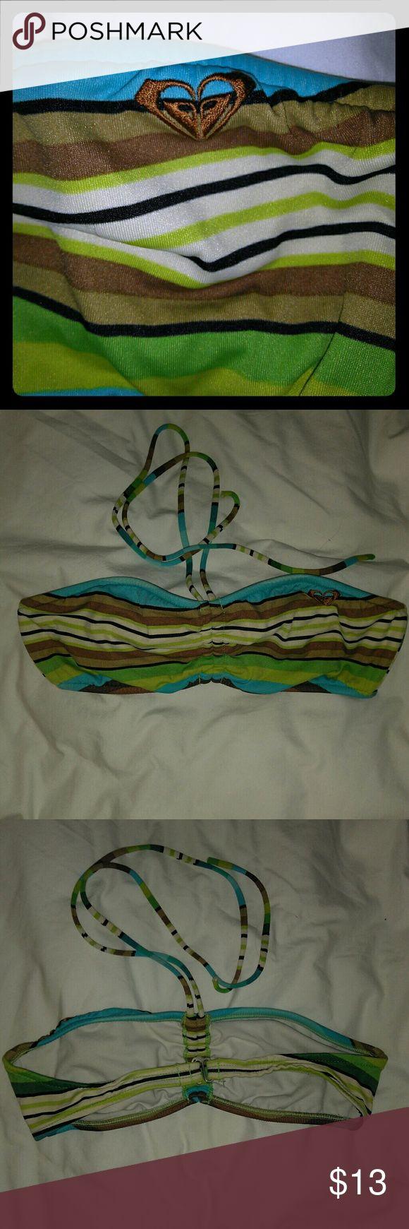 💚Roxy Bikini Top.💚 Small Roxy Bikini Top Roxy Swim Bikinis