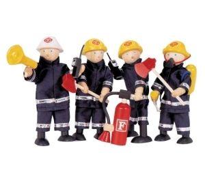 Pintoy palomiehet tarvikkeineen