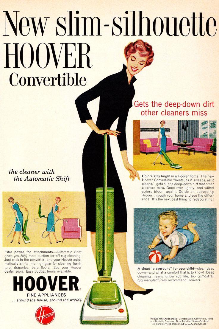 17 best images about vintage hoovers gil elvgren 1959 hoover vacuum cleaner