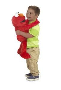 big hugs elmo toy