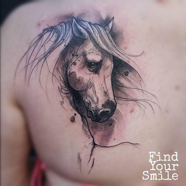 Mir gefällt der Übergang von Tattoo zur Haut..und natürlich das Tattoo an sich