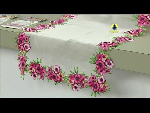 Rosas Dobradas por Valeria Soares - 17/12/2013 - Mulher.com - Parte 2/2 - YouTube