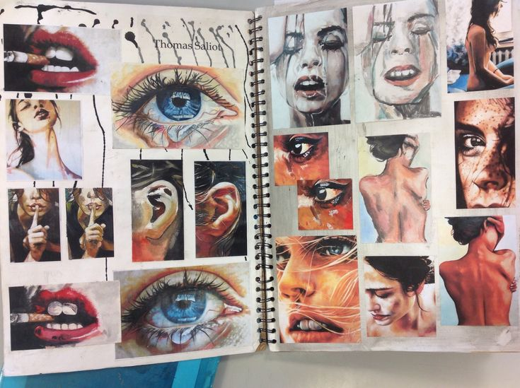 Year12 designer shows us an illustrative view of pain and misunderstanding