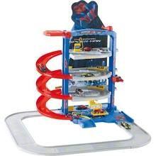 garage majorette spiderman