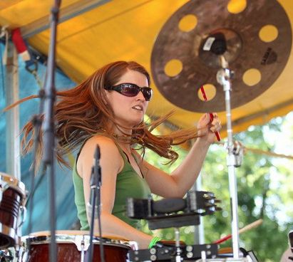Pro tip from a percussionist: Have gaffer tape handy  to save the day in the case of musical equipment emergencies, to secure signage, and to ensure safety on stage by taping down cords and cables without making a mess! Learn more about Meg Thomas here: http://bit.ly/2eXVqB3