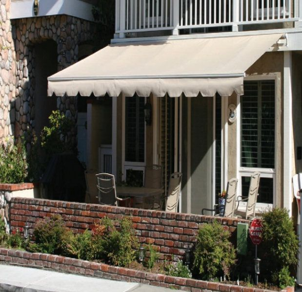 Retractable Awning   Great For Any Backyard.