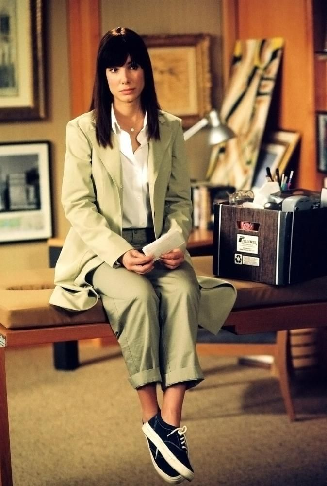 TWO WEEKS NOTICE, Sandra Bullock, 2002, (c) Warner Brothers