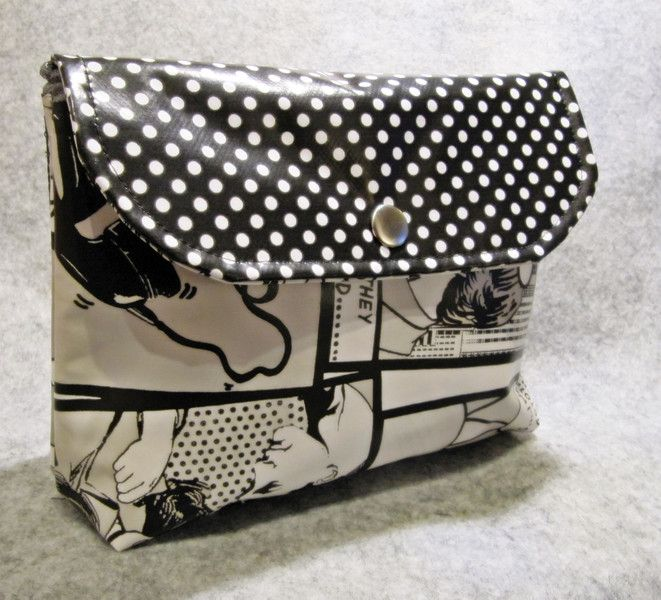 Tabakbeutel - Dampfer Etui, E-Zigaretten-Tasche, Zigarettenetui - ein Designerstück von Dampfer-Taschen-Joclame bei DaWanda