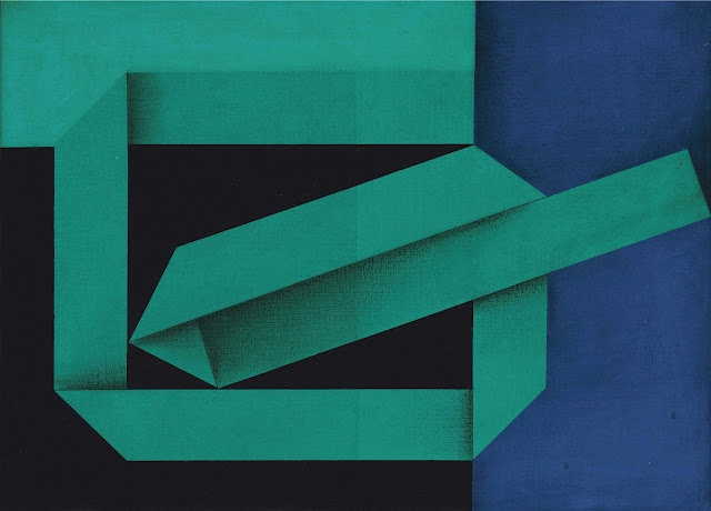 Omar Rayo, untitled, c. 1971