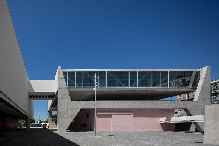 Lisboa inaugura museu desenhado por Paulo Mendes da Rocha - Arcoweb