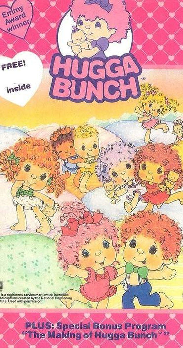 Huggabunch Movie, weird tree, trolls,  aunt mary, Luke