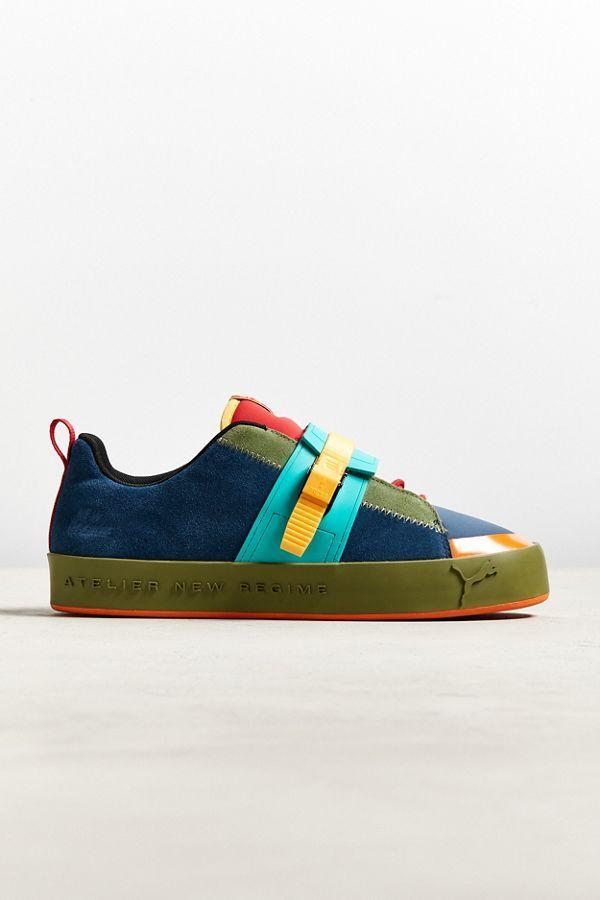 eac5260ed93 Slide View  1  Puma X Atelier New Regime Court Platform Brace Sneaker