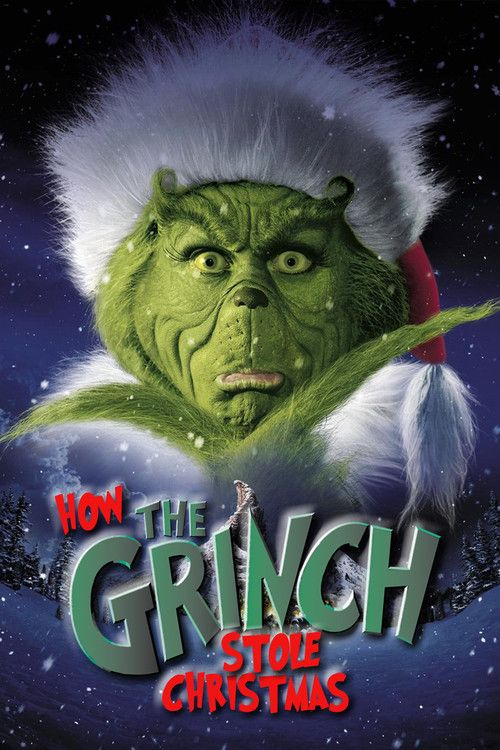 Watch->> How the Grinch Stole Christmas 2000 Full - Movie Online