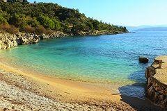 small delightful nissaki beach