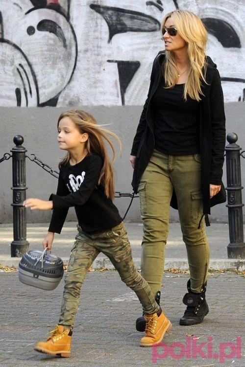 Martyna Wojciechowska z córką