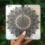 Two is better than one with the matching Mandalas Set! The perfect gift for you and your other half whether it's your best friend, sister, mother, etc. The set includes two phone cases, select your co