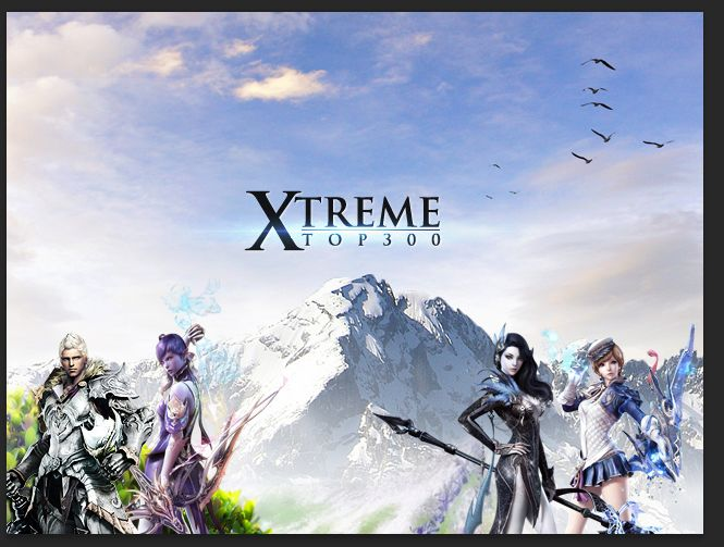 Xtremetop300 is a project of which main goal is to offer the best advertising for all mmorpg private servers.