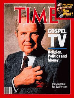 The Devil's Claw~ Pat Robertson - 33rd Degree Freemason