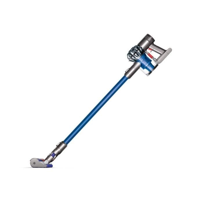 299.99 € ❤ Top #Soldes #Electromenager - #Dyson V6 Fluffy #Aspirateur balai sans sac 0.4 litres ➡ https://ad.zanox.com/ppc/?28290640C84663587&ulp=[[http://www.cdiscount.com/electromenager/aspirateurs-nettoyeurs/aspirateur-balai-dyson-v6-fluffy/f-1101410-dysv6fluffy.html?refer=zanoxpb&cid=affil&cm_mmc=zanoxpb-_-userid]]