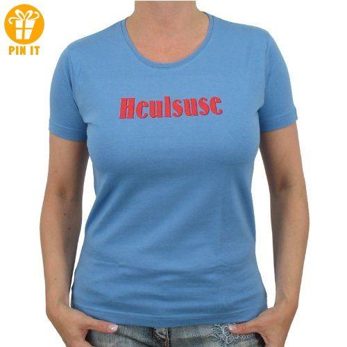 Rahmenlos® Heulsuse Fun Girlie Shirt, hellblau - AUSVERKAUF, Größe:L - T-Shirts mit Spruch   Lustige und coole T-Shirts   Funny T-Shirts (*Partner-Link)