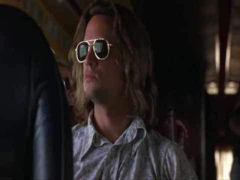 The incredible scene in Almost Famous where everyone on the bus starts singing Tiny Dancer by Elton John. Not enough people burst out into song these days.