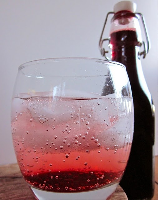Homemade grenadine | Picnic Fantasy | Pinterest