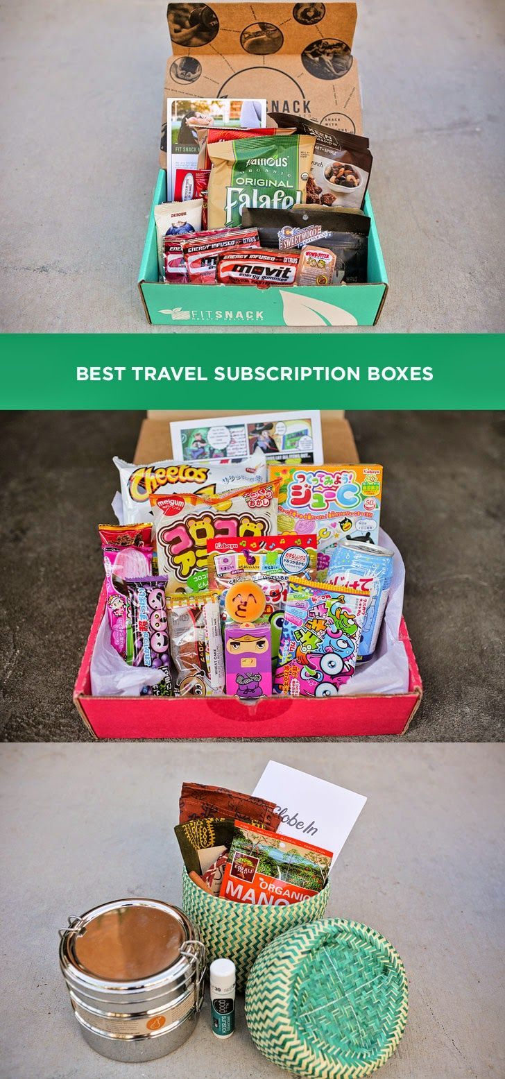 Top Subscription Boxes For Travel Lovers Roundup Local Adventurer