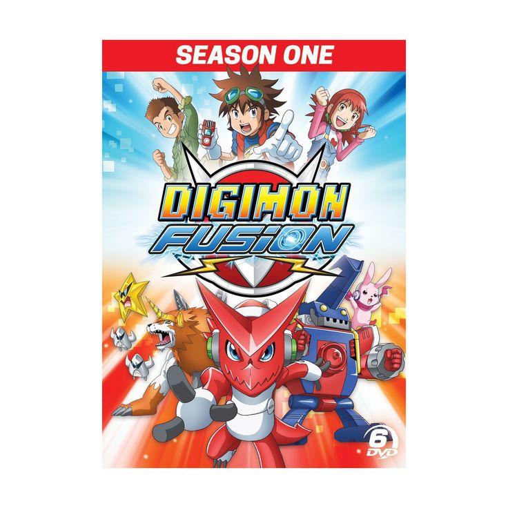 Digimon fusion (Dvd), Movies