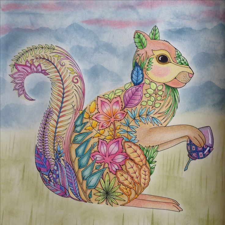 Johanna Basford Coloring Books Colouring