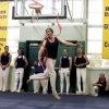 Still of Vince Vaughn, Will Ferrell and Luke Wilson in Old School
