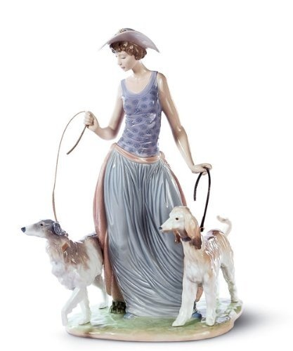 Elegant Promenade Lladro Figurine ~ Love Lladro, only have a few pieces, but…