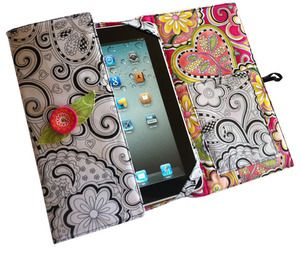 iPad Cover Pattern