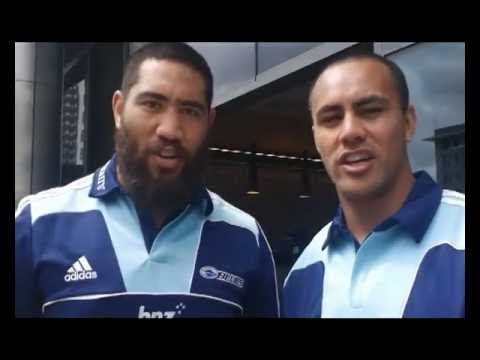 Blues 2012 Squad Launch (Behind the Scenes)