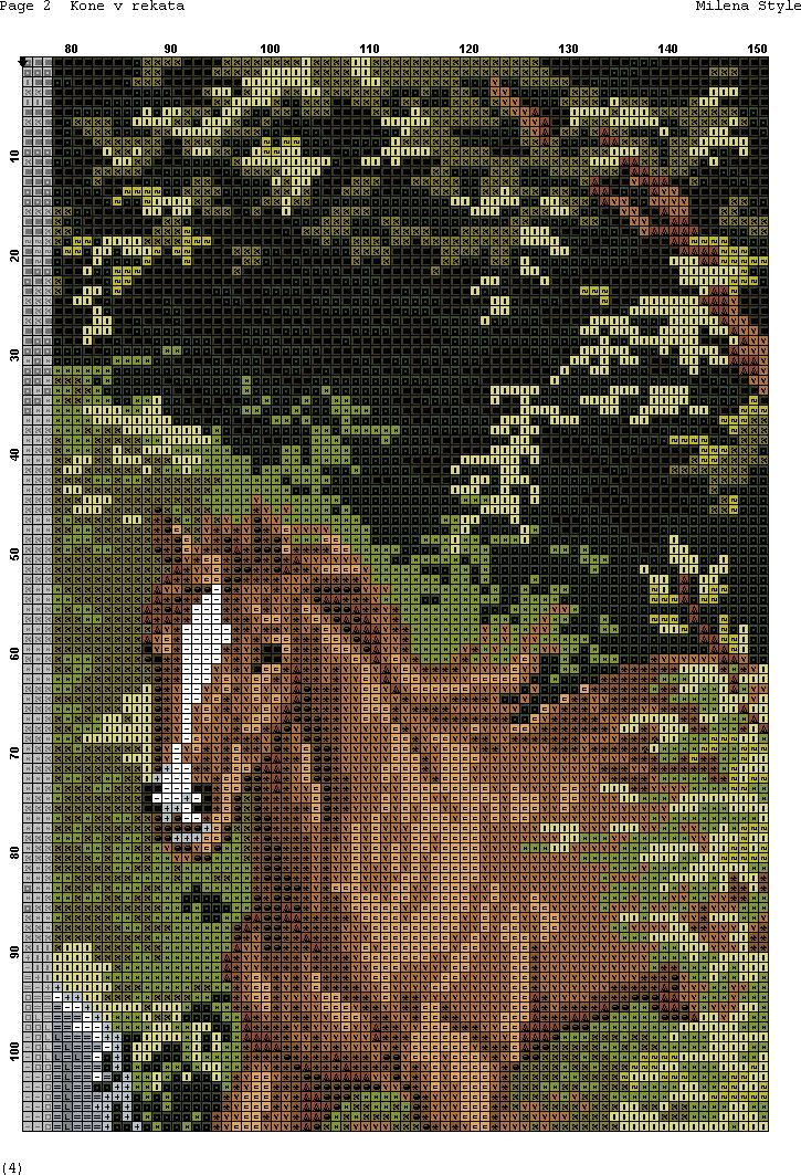 pareja+caballos+2.jpg (725×1063)