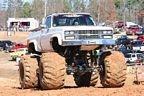 Big muddy truck