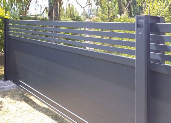 les 25 meilleures id es de la cat gorie rail pour portail coulissant sur pinterest escada. Black Bedroom Furniture Sets. Home Design Ideas
