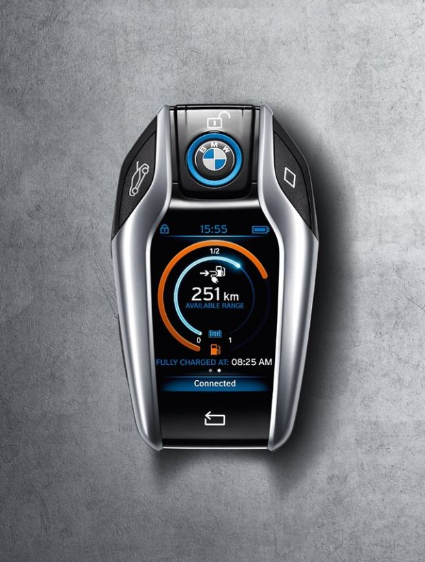 BMW i8 Key May Change Car Keys Forever