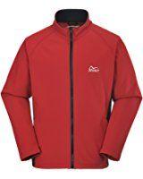 MINT Men 3-layer Softshell Outdoor Jacket PATROL TITANIUM