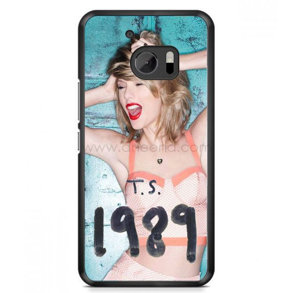 Taylor Swift Poster 1989 Cover Album Taylor Swift Singer HTC One M10 Case   Aneend.com