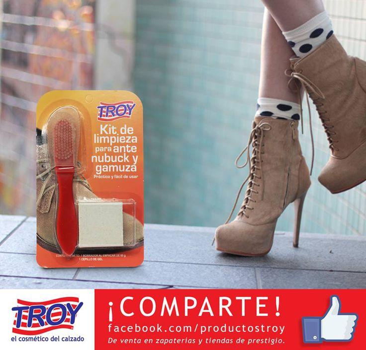 Independiente del calzado que uses, su cuidado y limpieza ¡Nunca pasarán de Moda!!
