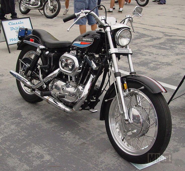 4786 Harley Davidson Custom Sportster Images Pinterest 1972 Xlch Pictures