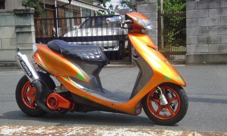 Suche Bilder von Japanstyle-Scoots - SCOOTERTUNING - Roller Forum & Community