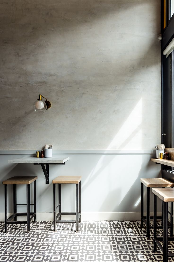 61 best cement cafe images on Pinterest | Arquitetura, Dining room ...