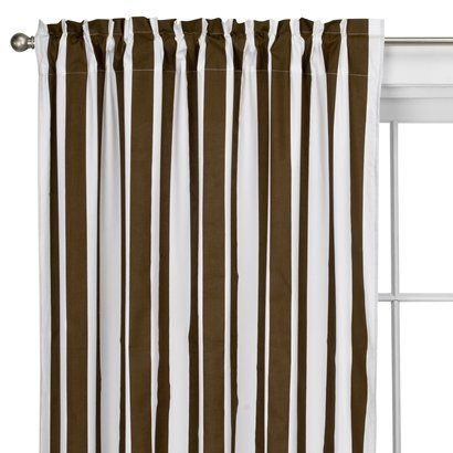 Brown And Turquoise Shower Curtain Navy and White Striped Curtains