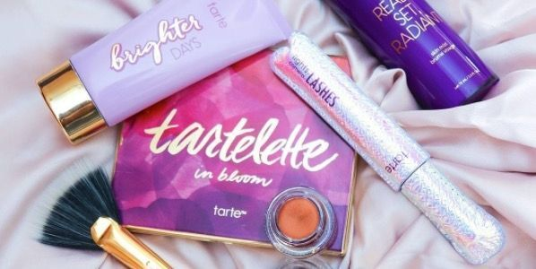 No biggie, but did you know you can buy Tarte cosmetics in the UK? - CosmopolitanUK