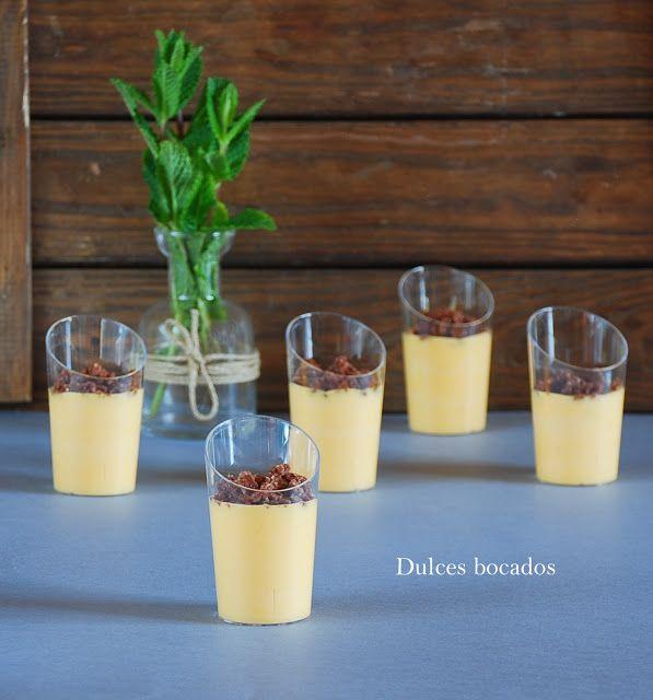 15 postres en vasito, pequeñas porciones de placer