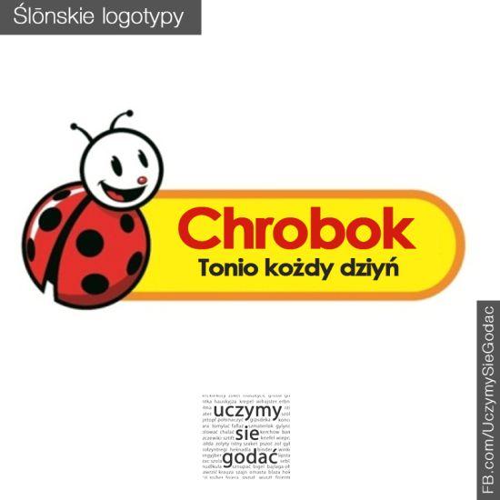 Ślonskie logotypy - Biedronka